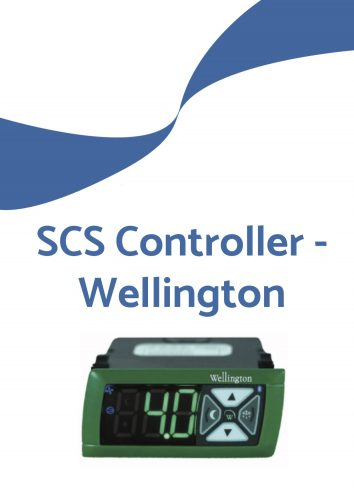 SCS Controller Cover