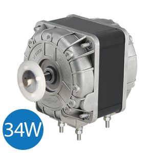 34W Shaded Pole Motor Axair Refrigeration